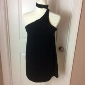 Zara Dress Trafaluc Collection Size Medium, Black